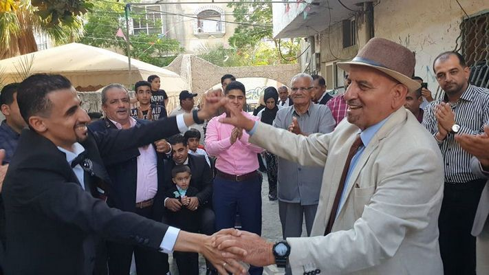 زفة العريس المهندس / سلام موسى زعرب
