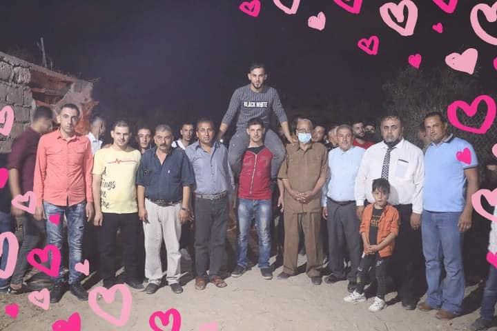 حفل زفاف العريس: هيثم على محمد زعرب
