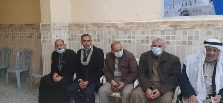 صلح وعفو بين عائلة زعرب وآل أبو ناموس